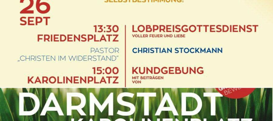 Demo Darmstadt 26.9.