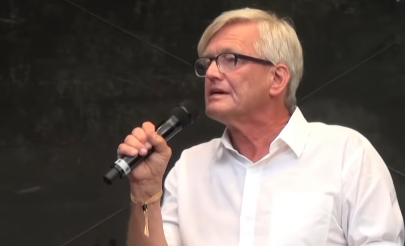 Hermann Ploppa am 29.08.2020 in Berlin