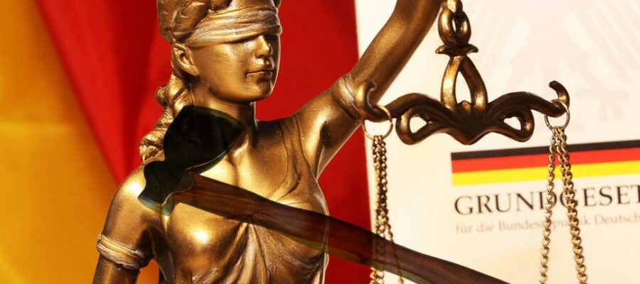 Axt am Grundgesetz